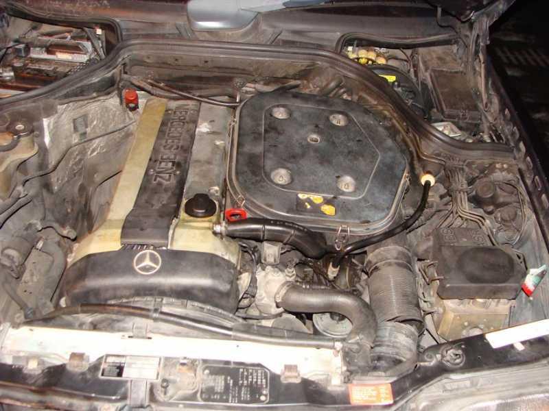 OTTOMOTIVE: Mercedes C124 M104 980 3 024V (1/4)